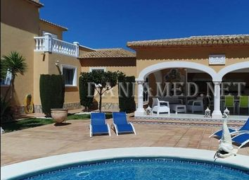 Thumbnail 4 bed chalet for sale in El Verger, 03770, Alicante, Spain