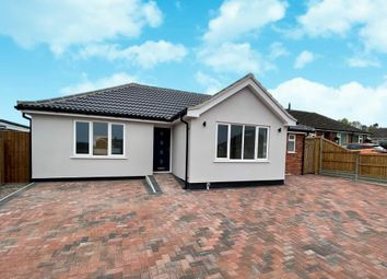 Thumbnail 4 bed detached bungalow to rent in Hillside, Brandon