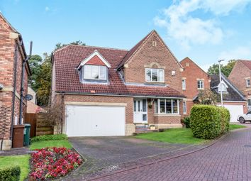 Thumbnail 4 bed detached house for sale in Beech Walk, Adel, Leeds