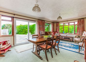 Thumbnail 3 bedroom detached bungalow for sale in Banstead Close, Goring-By-Sea, Worthing