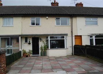 Thumbnail 3 bed terraced house for sale in Brownmoor Lane, Crosby, Liverpool