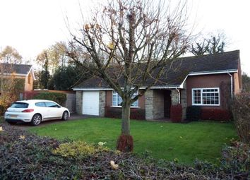 Thumbnail 2 bed bungalow for sale in Deadmans Green, Checkley, Stoke-On-Trent, Staffordshire