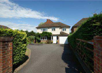 Thumbnail 5 bedroom detached house to rent in Rances Lane, Wokingham, Berkshire