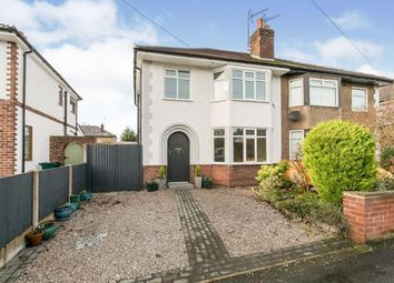 Thumbnail Semi-detached house for sale in Springfield Drive, Chester, Cheshire
