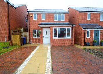 Thumbnail 3 bed detached house for sale in Hambledon Mill Park, Accrington, Lancashire