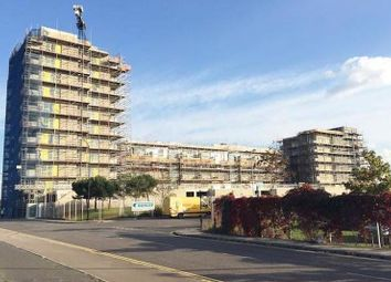 Thumbnail 1 bed flat for sale in Albert Basin Way, London