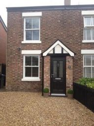 Thumbnail 2 bed semi-detached house to rent in Beech Lane, Wilmslow, Cheshire
