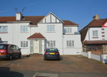 Thumbnail 5 bedroom semi-detached house for sale in Queens Walk, London