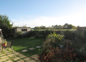 Thumbnail 3 bed detached bungalow for sale in Trinity Road, St. Johns Fen End, Wisbech