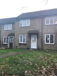 Thumbnail 1 bed terraced house to rent in Sycamore Close, Belstead, Ipswich