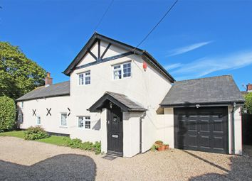 Thumbnail 4 bed detached house for sale in Bashley Common Road, New Milton