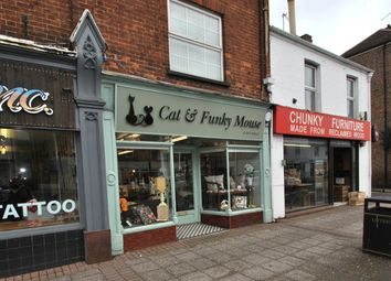 Thumbnail Retail premises for sale in East Reach, Taunton