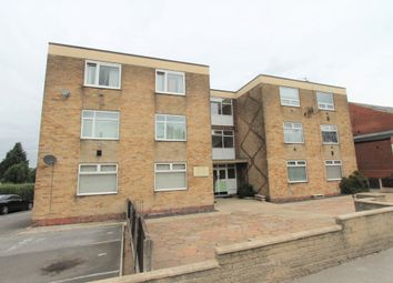 Thumbnail 2 bed flat for sale in Regent Court, Off Huddersfield Road, Barnsley