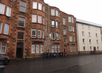 Thumbnail 1 bed flat to rent in Highholm Street, Port Glasgow, Inverclyde