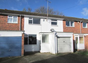 Thumbnail 3 bed terraced house for sale in Kennett Gardens, Peterborough