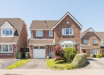 Thumbnail 4 bed detached house for sale in Stryd Hywel Harris, Ystrad Mynach, Hengoed