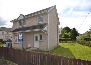 Thumbnail 3 bed detached house for sale in Fleming Avenue, Chryston