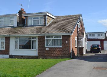 Thumbnail 4 bedroom semi-detached bungalow for sale in Frensham Drive, Bradford