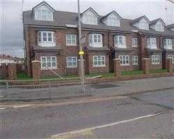 Thumbnail 2 bed flat to rent in Wallace Court, Wallace Drive, Huyton