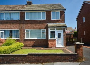 Thumbnail 3 bed semi-detached house for sale in Gloucester Road, Rishton, Blackburn