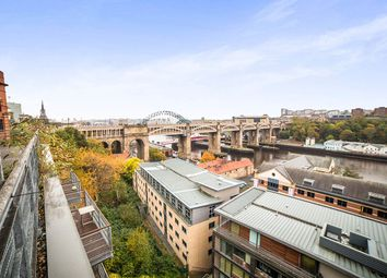 Thumbnail 1 bed flat for sale in Clavering Place, Newcastle Upon Tyne