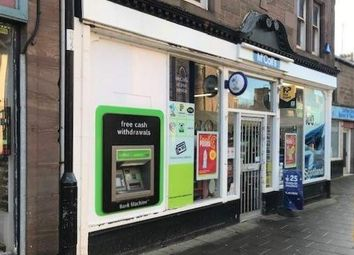 Thumbnail Retail premises for sale in Forfar, Tayside