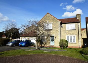 Thumbnail 4 bed detached house for sale in Baileys Mead Road, Stapleton, Bristol
