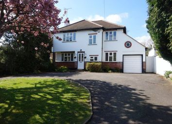 Thumbnail 3 bed detached house for sale in Dene Close, Outwood Lane, Chipstead, Coulsdon