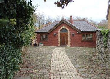 Thumbnail 1 bed detached house for sale in 49A Fields Park Avenue, Newport, Newport
