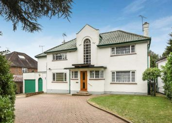 Thumbnail 4 bed detached house for sale in Lyonsdown Road, New Barnet