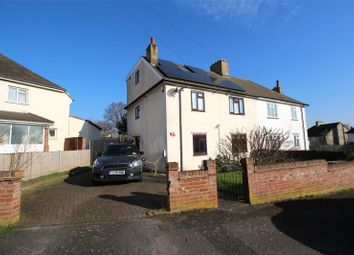 Thumbnail 4 bed semi-detached house for sale in Berkeley Crescent, Barnet, Hertfordshire