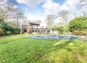 Thumbnail 6 bed detached house for sale in Common Road, Stanmore