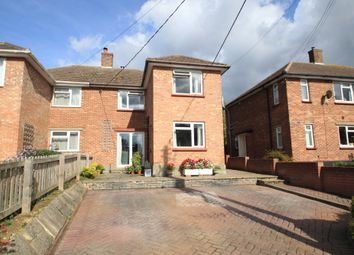 Thumbnail 3 bed semi-detached house for sale in Boxford, Sudbury, Suffolk