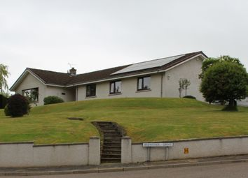 Thumbnail 4 bed detached bungalow for sale in Mackenzie Drive, Forres