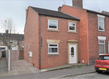 Thumbnail 3 bed town house for sale in Shelburne Street, Stoke