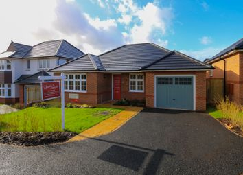 Thumbnail 2 bed detached bungalow for sale in Curlew Way, Dawlish