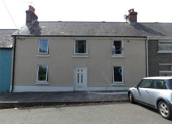 Thumbnail 2 bed terraced house for sale in Church Terrace, Monkton, Pembroke