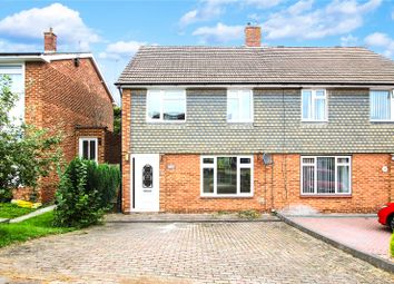 Thumbnail 3 bed semi-detached house for sale in Poplicans Road, Cuxton, Kent
