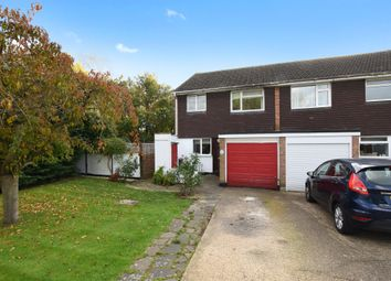 Thumbnail 3 bed end terrace house for sale in April Close, Feltham