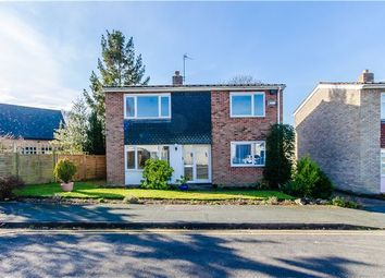 Thumbnail 4 bed detached house for sale in Almoners Avenue, Cambridge