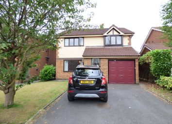 Thumbnail 4 bed detached house for sale in St. Dominics Way, Middleton, Manchester