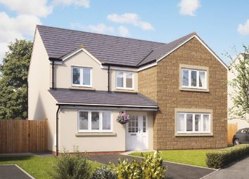 "Thumbnail 5 bedroom town house for sale in ""The Dornoch"" at Capelrig Road, Newton Mearns, Glasgow"