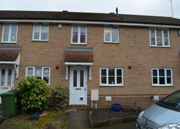 Thumbnail 2 bed terraced house for sale in Wallace Close, King's Lynn