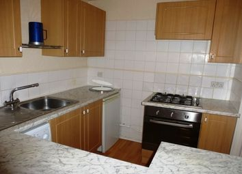 Thumbnail 1 bed flat to rent in Highgrove Close, Stretton, Burton-On-Trent
