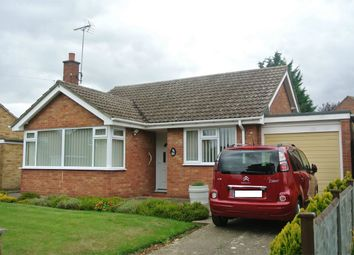 Thumbnail 3 bed detached bungalow for sale in 21 Kingsway, Bourne, Lincolnshire