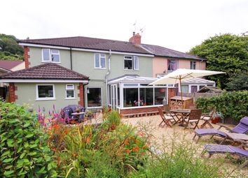 Thumbnail 4 bed semi-detached house for sale in Lisle Place, Wotton Under Edge, Gloucestershire
