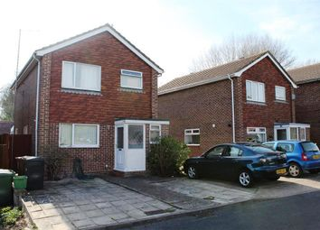 Thumbnail 3 bedroom detached house for sale in Swanley Close, Eastbourne