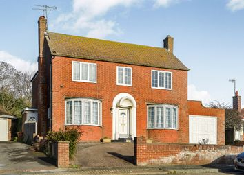 Thumbnail 4 bed detached house for sale in Challoners Close, Rottingdean, Brighton