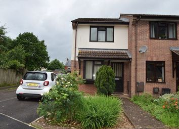 Thumbnail 1 bed semi-detached house to rent in Priory Road, Tiverton