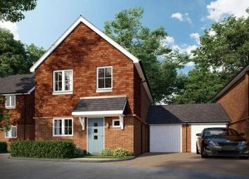 Thumbnail 3 bedroom detached house for sale in Peel Close, Romsey